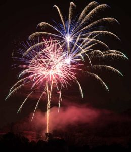 fotografare i fuochi d artificio